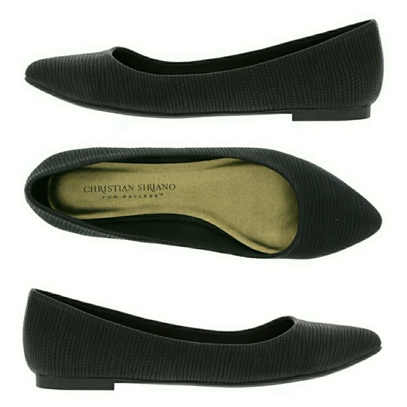 Christian Siriano For Payless Flats 9w